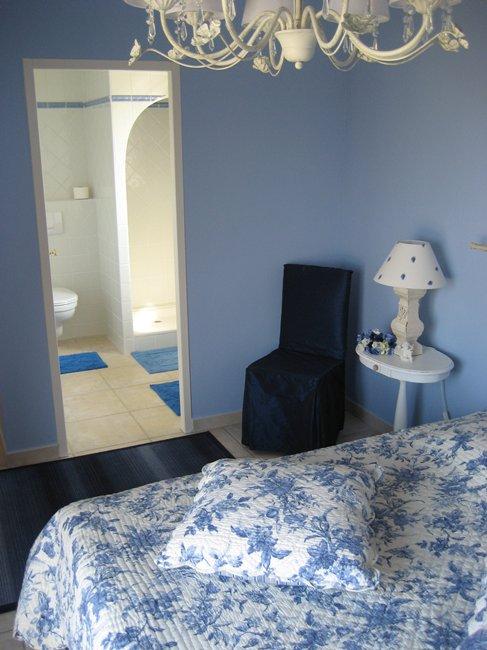Blauwe slaapkamer blauwe slaapkamer ideeen nieuw beste for Beste kleur slaapkamer